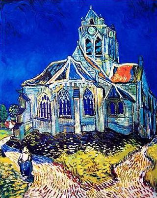 Van_gogh_church