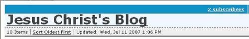 Bloglines_jesus